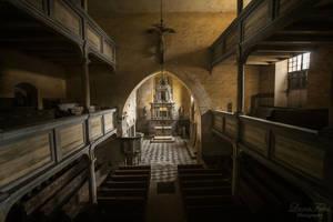 Church P by LunaFeles