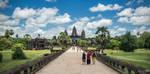 way to Angkor Wat by LunaFeles