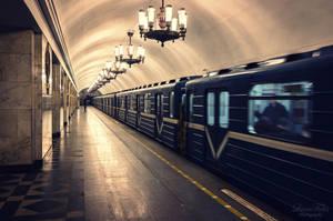 Metro by LunaFeles