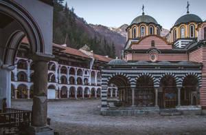 Rila Monastery by LunaFeles