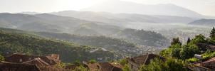 Berat - Panorama by LunaFeles