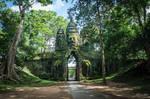 Angkor Thom by LunaFeles