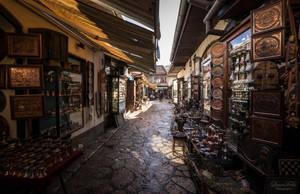 Old Bazaar - Sarajevo by LunaFeles