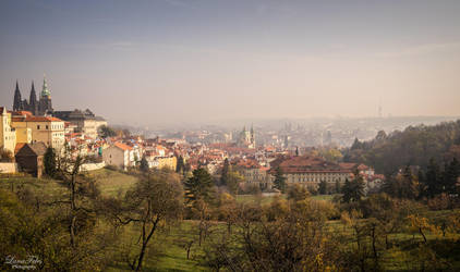 Praha - Panorama by LunaFeles
