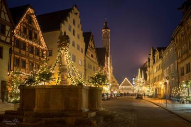Rothenburg ob der Tauber by LunaFeles