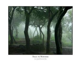 Trail to Nowhere by dekleene