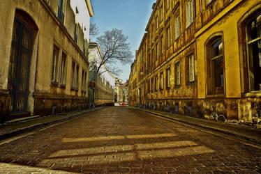 alley. by HeretyczkaA