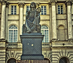 Nicolaus Copernicus by HeretyczkaA