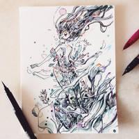 Transformasi. by SillyJellie