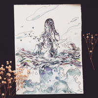 Cry Me an Ocean by SillyJellie