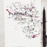 Creepin' by SillyJellie