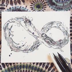 Eternity by SillyJellie