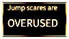 Overrated Scares F2U by treystar679X