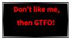 GTFO F2U by treystar679X