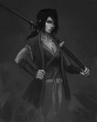 Genderbend Nanashi by L3monJuic3