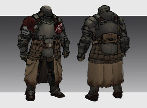 Republic Heavy Infantry by L3monJuic3