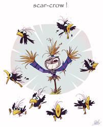 Scar-crow by princekido
