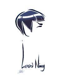 Tribute to Leonard Nimoy by princekido