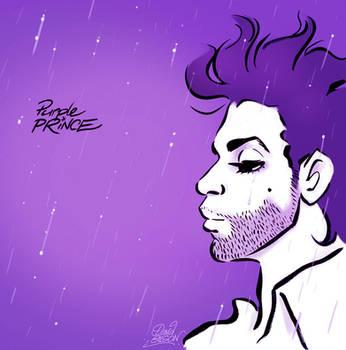 RIP Purple Prince by princekido