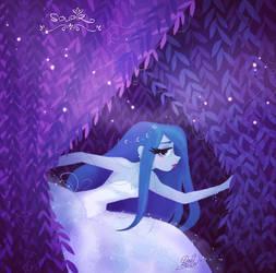 Soupir sous les saules by princekido