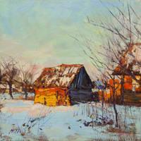 Barn. by KM15ART