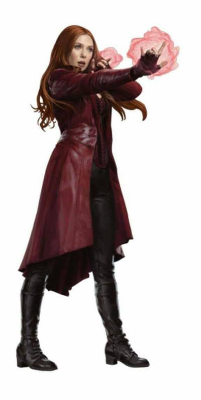 avengers infinity war scarlet witch by blackknight98 on deviantart