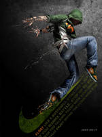 Nike Float: Mock Ad by obsidian-chaos
