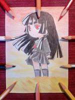 Ai Enma (Hellgirl) by Xtremist22