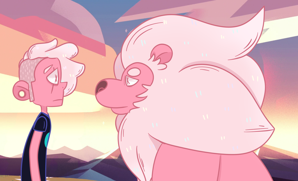 these pink zombies are my sons I just love pink lars and lion and refuse to stop drawing