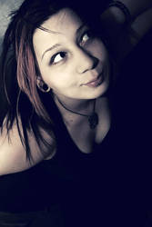 Portrait-Alena by ValeriyaSegal