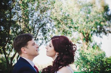 Kirill and Elena III by ValeriyaSegal
