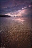 Arromanches Beach by Philippe-Albanel