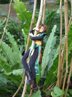 Hanging around 6 by iwahoshi