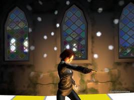 PSN avatar 2 by iwahoshi