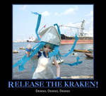 Release the Kraken by iwahoshi