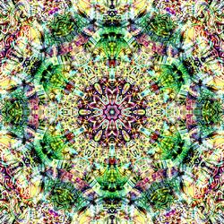 MadFractalist power mandala remix by Valpigle