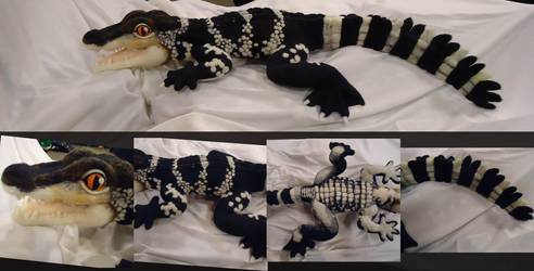 Alligator by Lobster-Ball