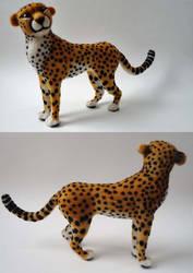 Cheetah by Lobster-Ball