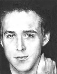 Ryan Gosling by bullethead