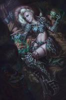 Necromancer by Prihlop
