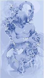 Blue Kingdom by AyameFataru