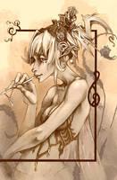 My Very Own Gelfling by AyameFataru