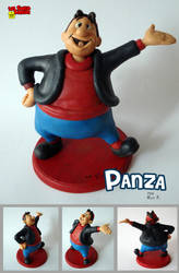 Panza by FlintofMother3