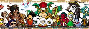 Macoatl 500 by FlintofMother3