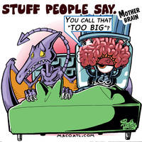 Stuff people say 94 by FlintofMother3