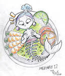 Mermay 12 by FlintofMother3