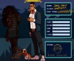 (IV) Teacher Harvy by Radicles