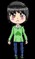 Choromatsu Page Doll by Senpai-Hero