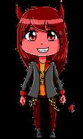 _PC_ Pixel doll WhovianLion by Senpai-Hero