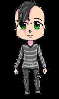 _PC_ Pixel Doll Ace [2/2] by Senpai-Hero